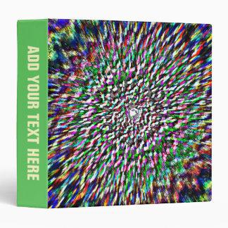 """Explosión de colores carpeta 1 1/2"""""""