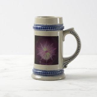 Explosión de la esperanza púrpura taza