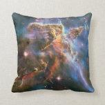 Explosión de la estrella de la supernova de las ne cojin