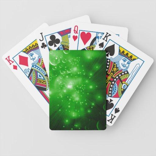 Explosión de la galaxia de la verde lima barajas