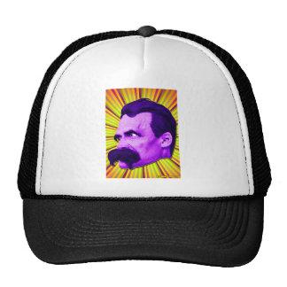 ¡Explosión de Nietzsche! ¡Amarillo y púrpura y Bur Gorras