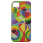 Explosión del color de Roberto Delaunay iPhone 5 Case-Mate Protectores