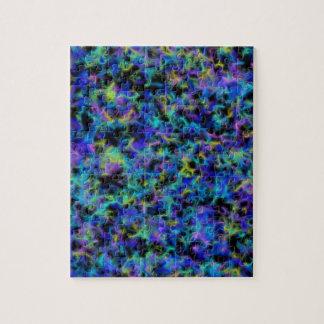 Explosión del color puzzle