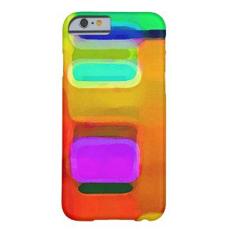 Explosión del extracto del color. funda de iPhone 6 barely there