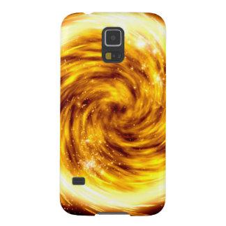 Explosión del fuego funda para galaxy s5
