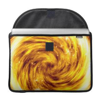 Explosión del fuego fundas para macbooks