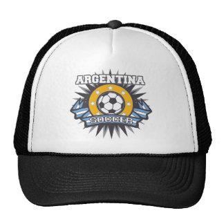 Explosión del fútbol de la Argentina Gorras