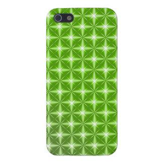Explosión del verde iPhone 5 carcasas