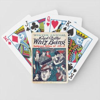 Explosión del Whiz - naipes Baraja Cartas De Poker