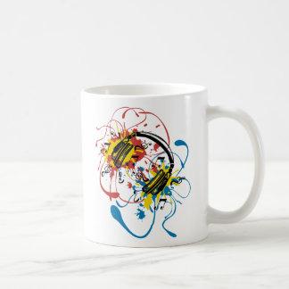 Explosion, Explosion Coffee Mug