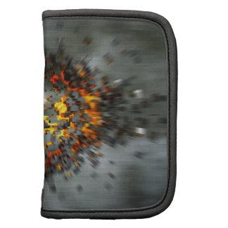 Explosion Folio Planner