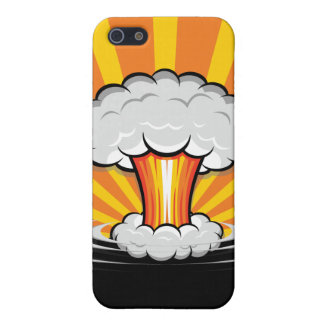 Explosion - iPhone 4 iPhone SE/5/5s Case