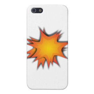 Explosion iPhone SE/5/5s Cover
