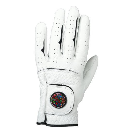 Explosion is in your hands! golf glove