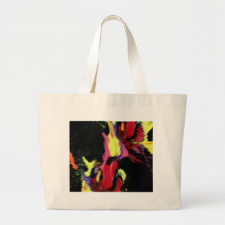 Explosion Large Tote Bag