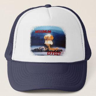 explosion, MAXIMUM, EFFECT Trucker Hat