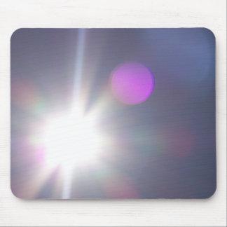 Explosión Mousepad de Sun Alfombrillas De Ratón
