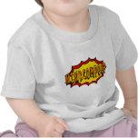 EXPLOSIÓN NinkComPoop cómico Camiseta