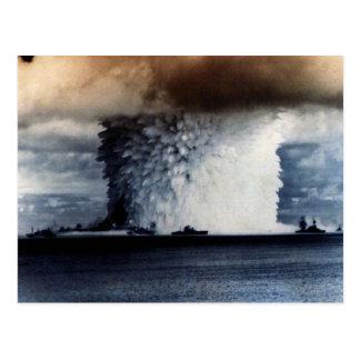 EXPLOSIÓN NUCLEAR TARJETAS POSTALES