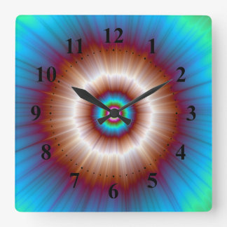 Explosion of Color Clock