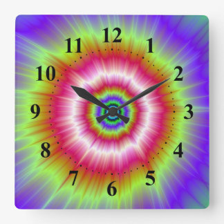 Explosion of Colour Clock