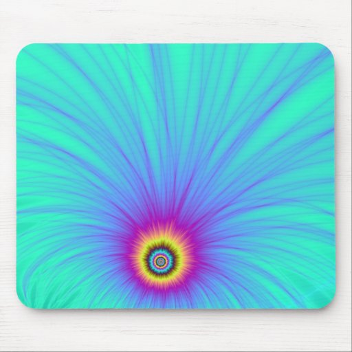 Explosion of Colour Mouse Pad