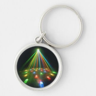 Explosion of light - keychain
