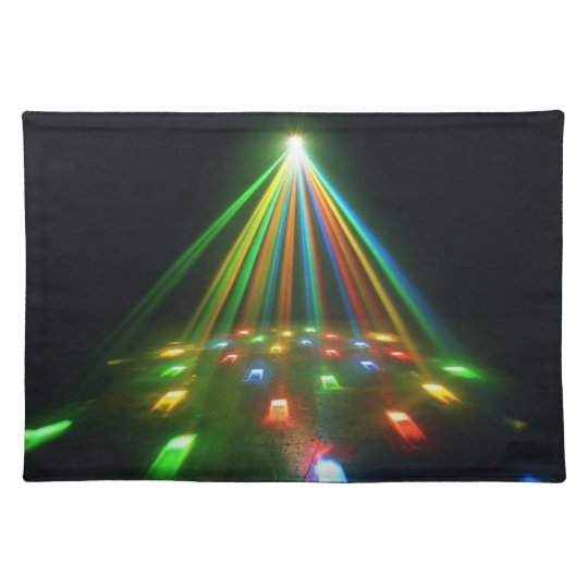Explosion of light - placemat