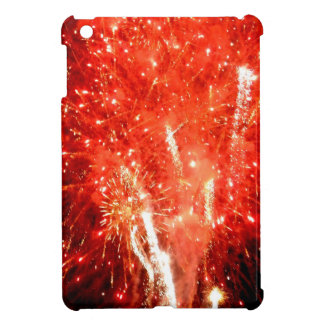 Explosion Red Case For The iPad Mini