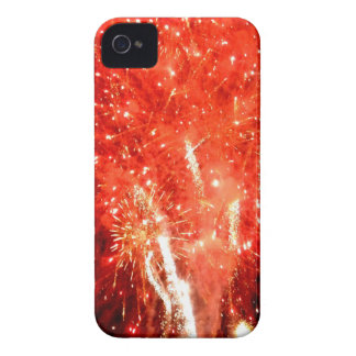 Explosion Red Case-Mate iPhone 4 Case