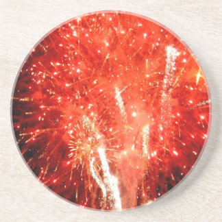 Explosion Red Coaster
