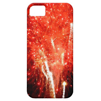 Explosion Red iPhone SE/5/5s Case