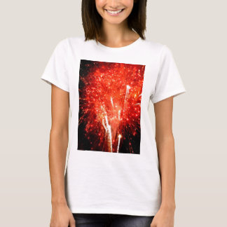 Explosion Red T-Shirt