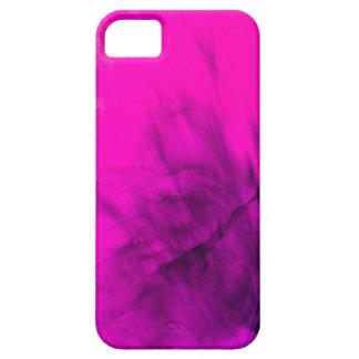 Explosión rosada del cielo funda para iPhone SE/5/5s