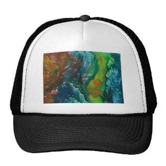 Explosion Trucker Hat