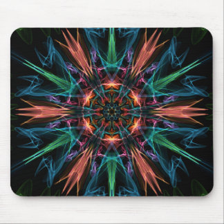Explosive Center Mouse Pad
