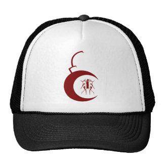 Explosive Cockroach (Red Bomb) Hat