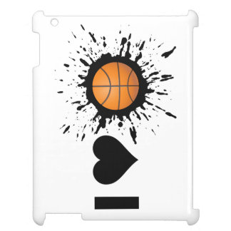 Explosive I Love Basketball iPad Cover