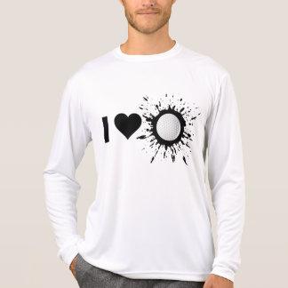 Explosive I Love Golf T-Shirt