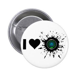 Explosive I Love Speed 2 Button