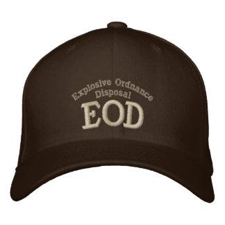 Explosive Ordnance Disposal, EOD Cap