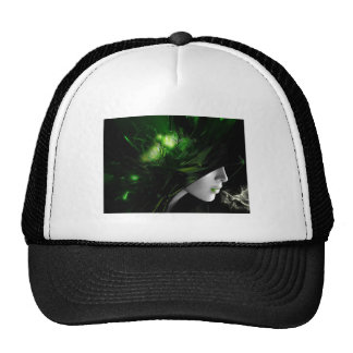 Explosive thoughts trucker hat