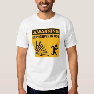 explosives2 T-Shirt