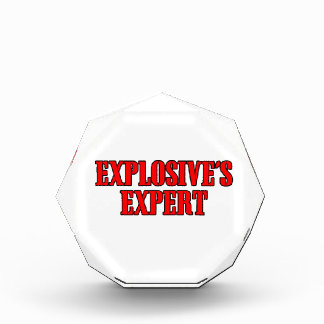Explosive's Expert Award