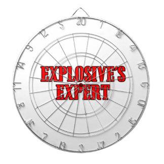 Explosive's Expert Dartboard