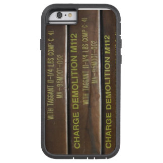Explosivo I Funda Tough Xtreme iPhone 6