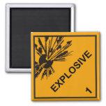 Explosivo Imán Para Frigorifico
