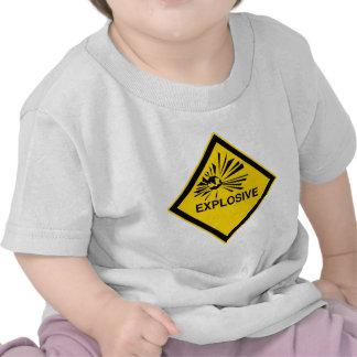 Explosivo Camisetas