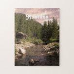 Explotación minera de Montana Puzzle Con Fotos