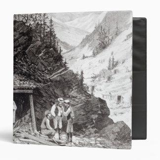 Explotación minera del oro y de la plata